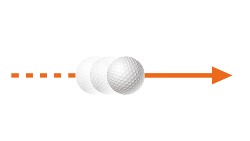 TrackMan Ball Speed
